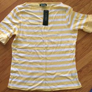 Lauren Ralph Lauren Tops - Ralph Lauren Nautical shirt